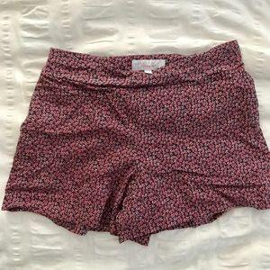 Margaret M floral shorts